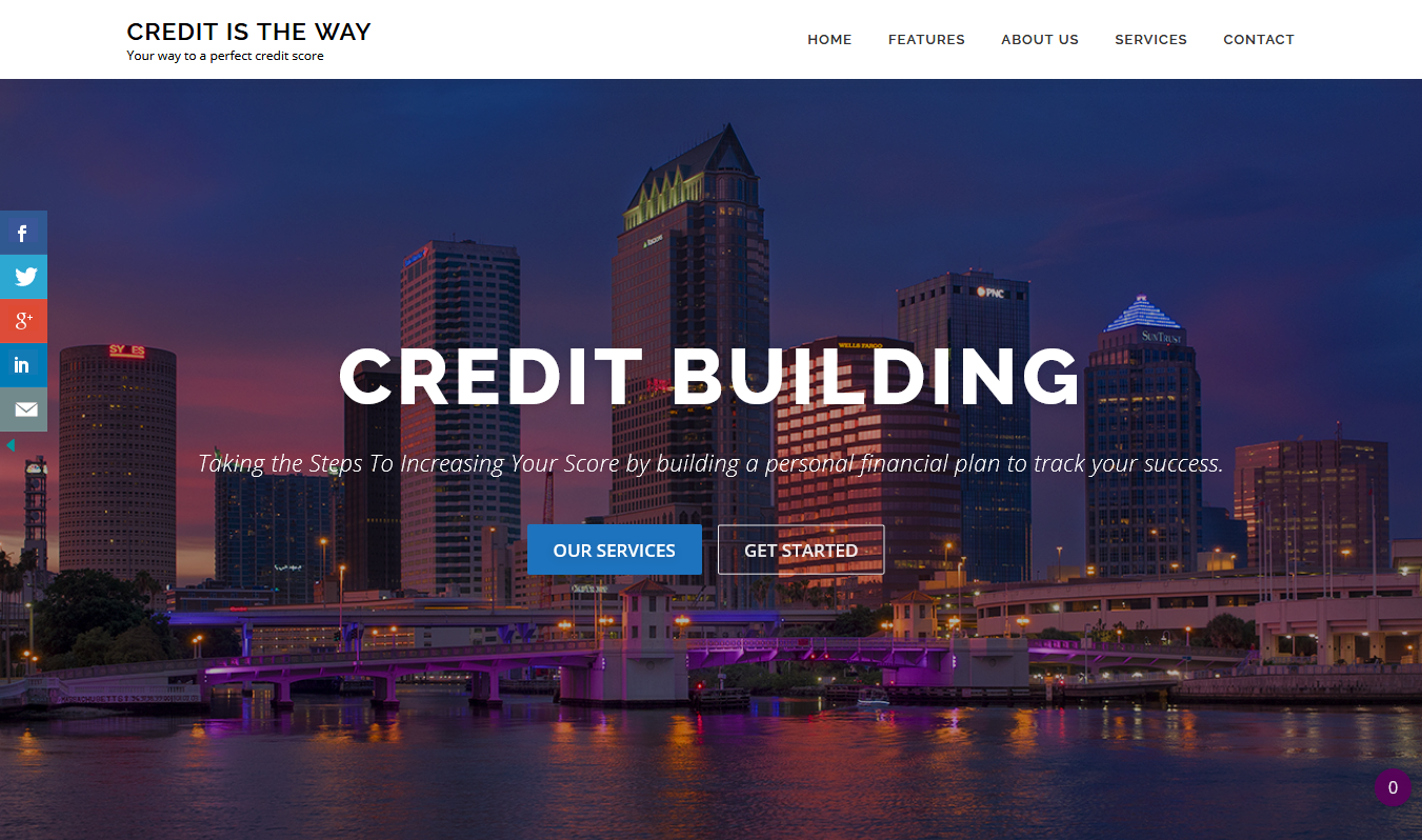 Credit is the Way
