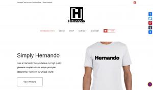 Hernando Tees