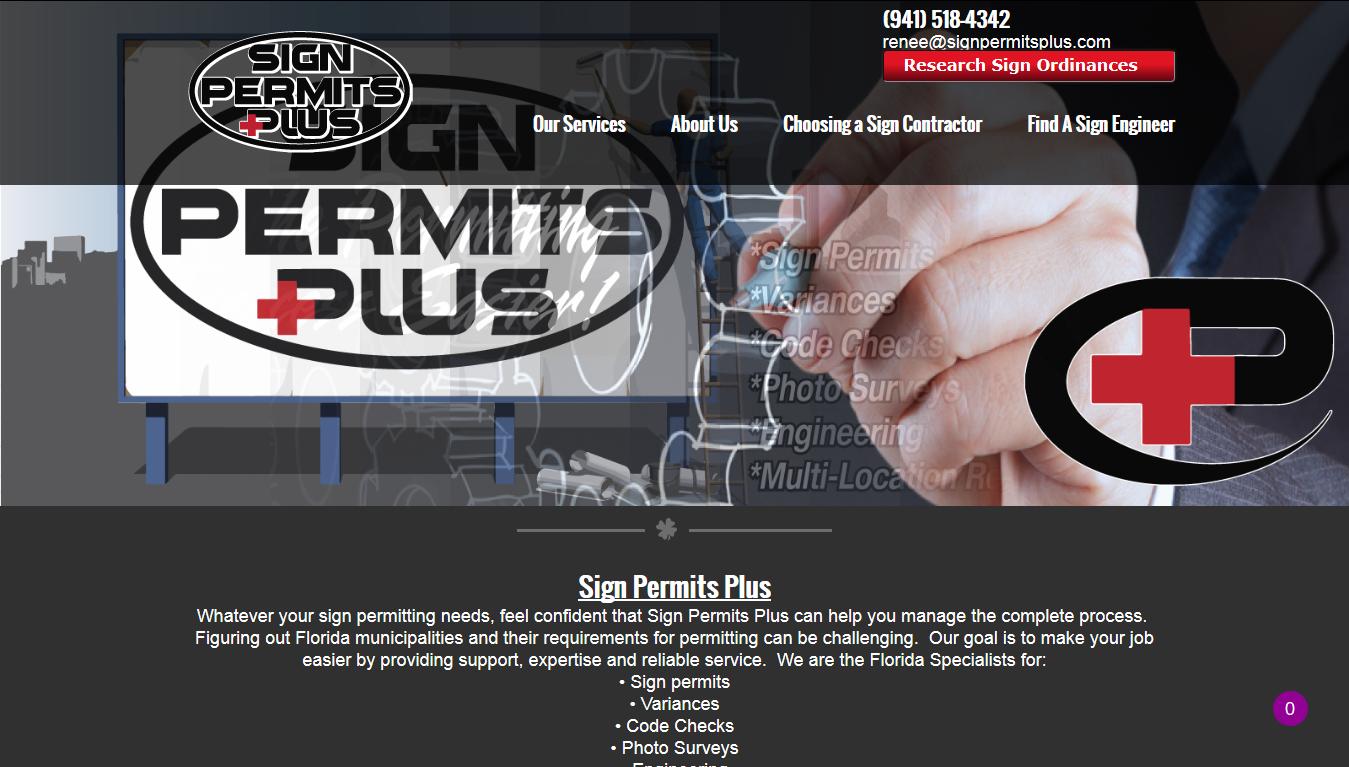 Sign Permits Plus